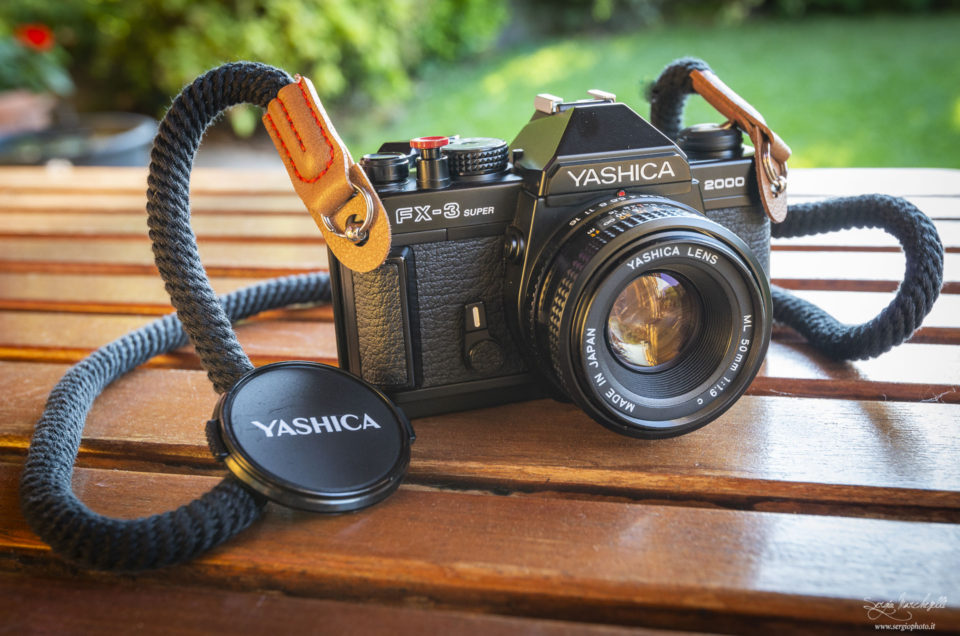 Yashica FX3 Super 2000, l'inizio