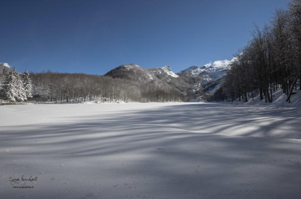 Neve al 100 Laghi