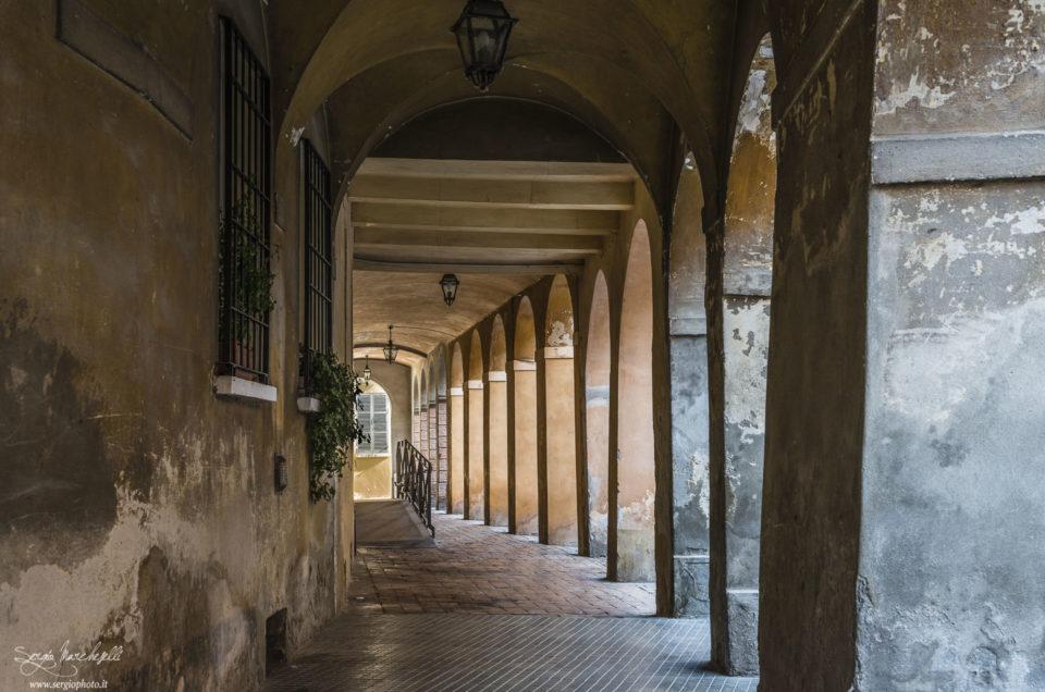 I portici di Guastalla