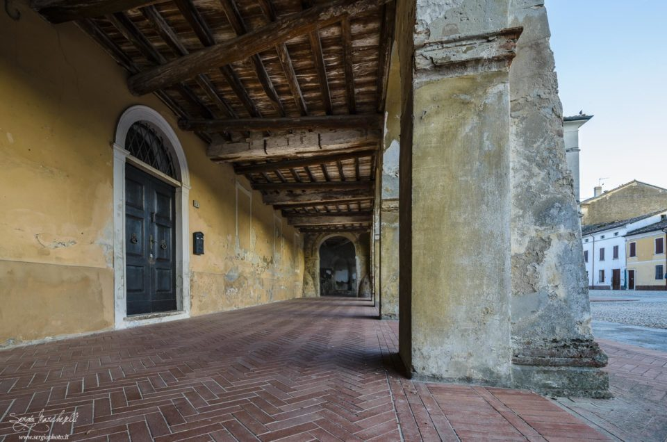 I portici di Pomponesco