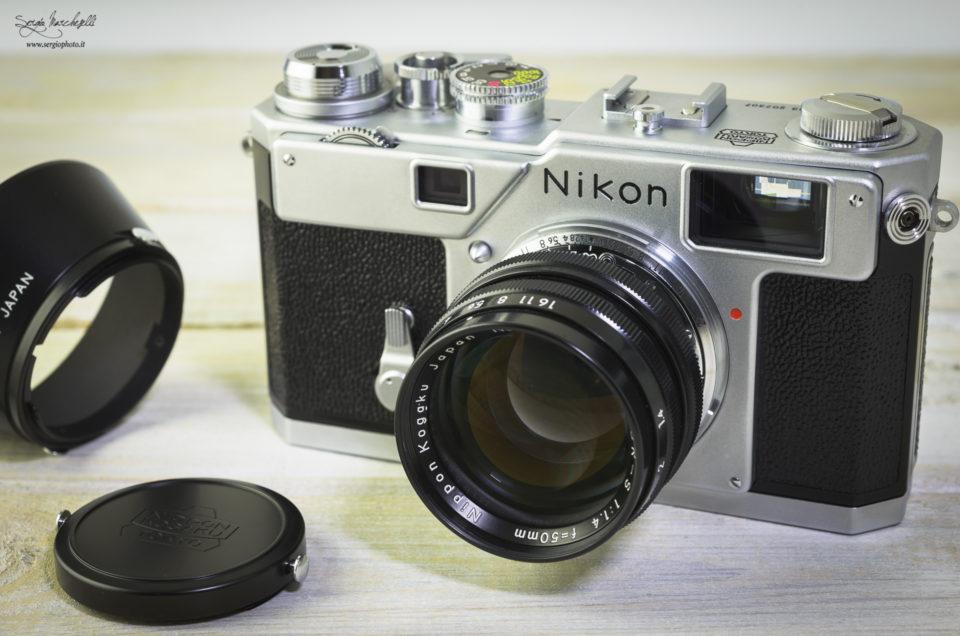 Nikon S3, classe e telemetro