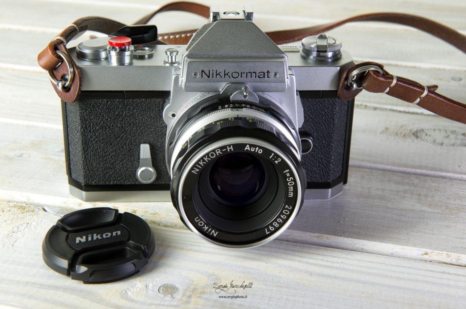 """Nikkormat, """"la Nikon F dei poveri"""""""
