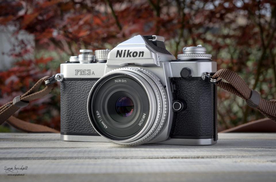 Nikon FM3a – Ne resterà solo una