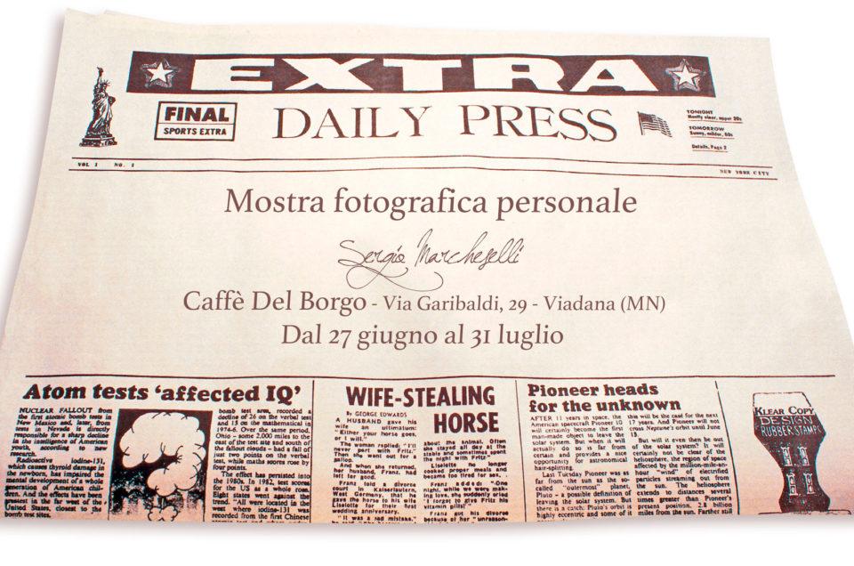 Mostra fotografica personale al Caffè Del Borgo – Viadana